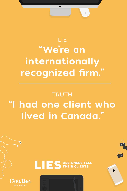 Truth Vs Lie Canada